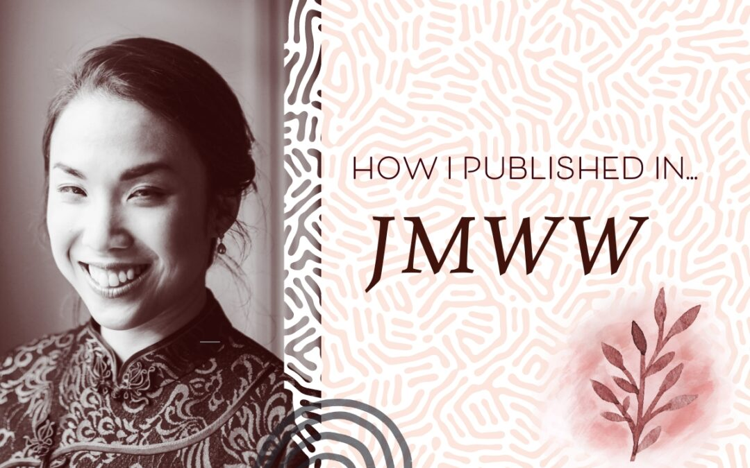 How I Published In JMWW