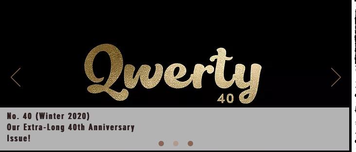 McKenna James Boeckner and Christine Wu of Qwerty Magazine