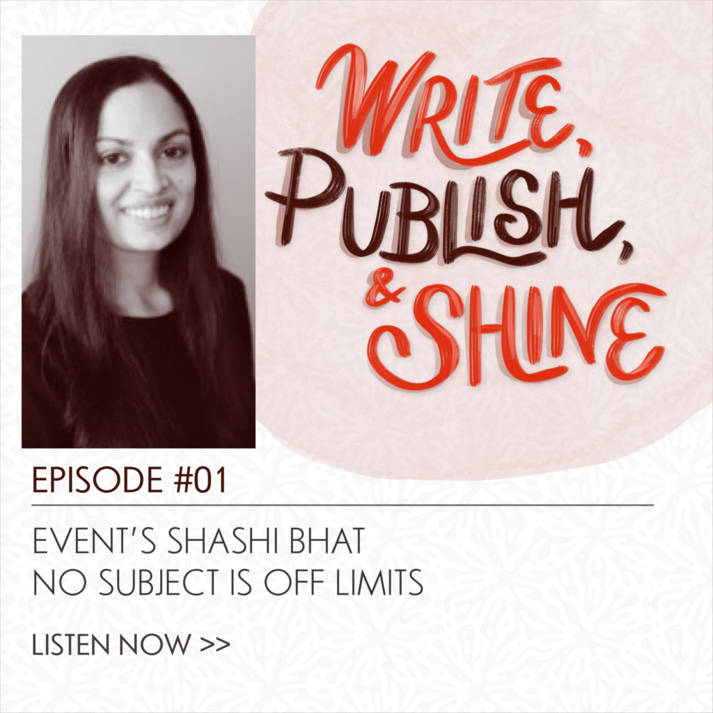 1 // EVENT's Shashi Bhat, No Subject is Off Limits [Replay]