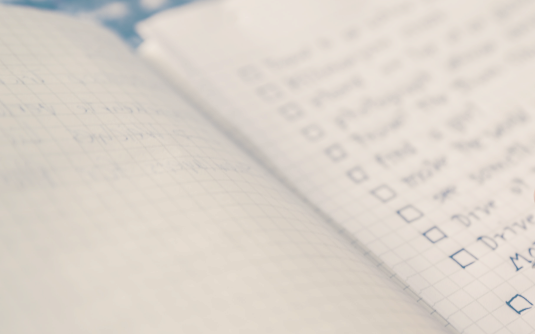 A Simple Checklist for Handling Feedback About Your Writing