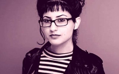 10 //  Stick With Writers with Shazia Hafiz Ramji from PRISM